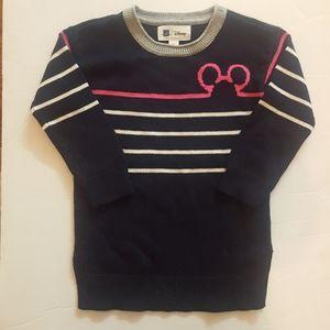 Baby Gap Disney Mickey Sweater Dress